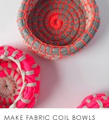 the red thread COIL BOWLS tutorial