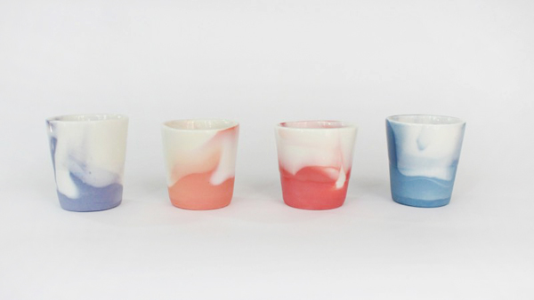 Louise M blend cups